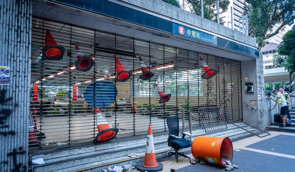 SPECIAL ALERT: HONG KONG PROTEST MONITOR 13 September 2019