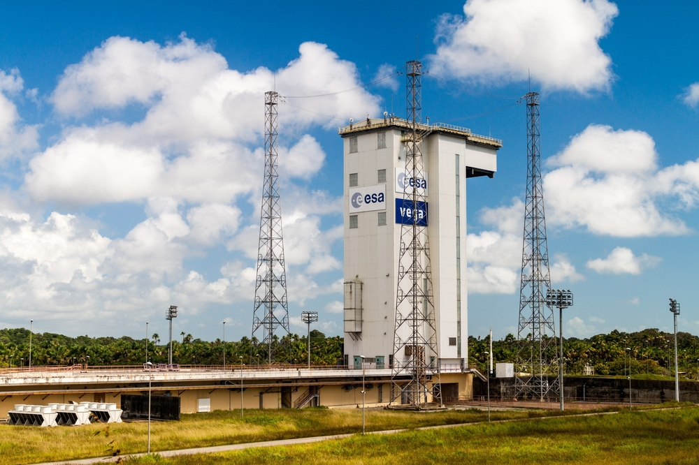 French Guiana's space centre
