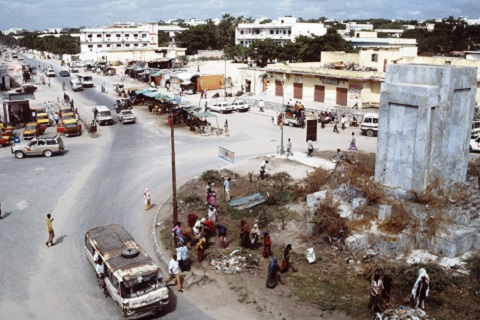 Picture of the circle mogadishu