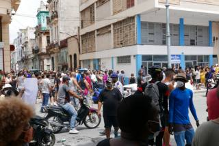 SNAPSHOT: Cuba sees largest protests in decades amid growing public anger over handling of economy and pandemic