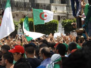 SIM REPORT: Anti-government unrest in Algeria set to proliferate, presenting challenges for new government