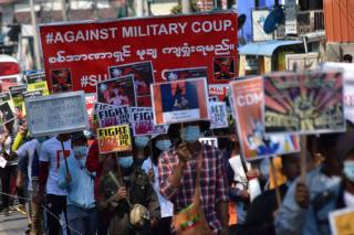 SIM Report: Attacks on military assets in Myanmar after announced national uprising portend to growing conflict risks