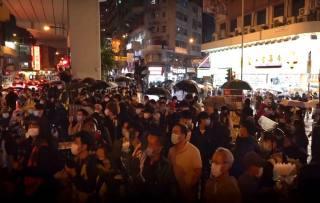 HONG KONG PROTEST MONITOR 03 April 2020