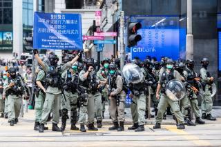 HONG KONG PROTEST MONITOR 29 May 2020