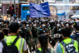 HONG KONG PROTEST MONITOR   11 September 2020