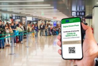 SIM Report: EU digital green pass likely to help restore cross-border travel