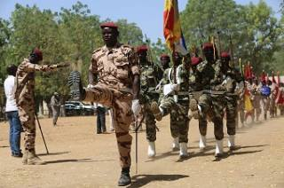 SIM REPORT: Growing risk of instability in wake of Chadian president's death and coup d'etat