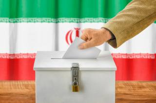 SIM REPORT: PRESIDENTIAL ELECTION IN IRAN; ULTRACONSERVATIVE CLERIC EXPECTED TO WIN