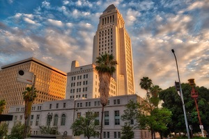 City Hall Los Angeles