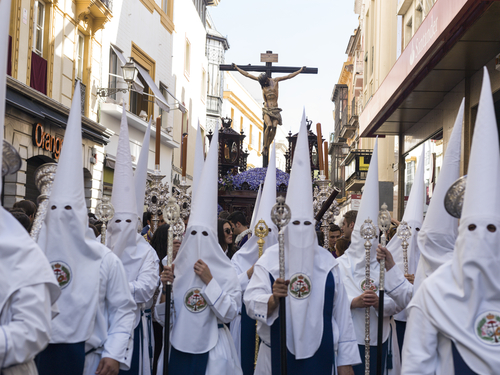 Semena Santa Holy Festival in Cordoba, Spain