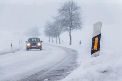 Snowstorm Canada